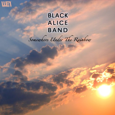 WEI#06 • BLACK ALICE BAND • Somewhere Under The Rainbow