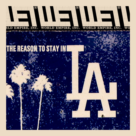 WEI#10 - WORLD EMPIRE, INC. - The Reason To Stay In LA [Single Artwork]